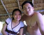 Vannak and wife