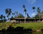 Long House, Borneo