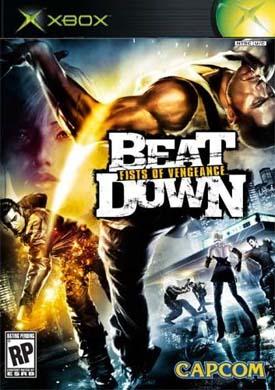 Beat Down Fist of Vengeance