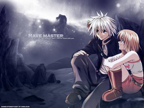 Rave Master poster