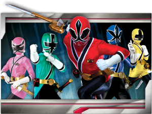 Power Rangers Samurai Image